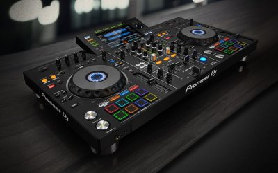 The unveiling of the new Pioneer XDJ-RX2 in association with GAK & Boz Boz